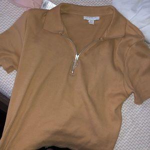 Never worn top shop shirt
